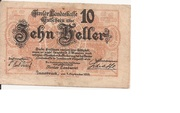 10 Heller (Tirol) – obverse