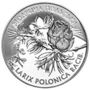 10 Hryven (Larix Polonica) -  reverse