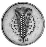 50 Kopeks (Reichskommissariat Ukraine) – obverse