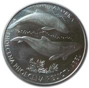 2 Hryvni (Azovka Dolphins) -  reverse