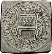 1 Gulden (Siege coinage) – obverse