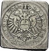1 Guldenthaler (Siege coinage) – reverse