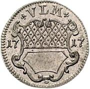 ½ Ducat (Silver pattern strike; Reformation) – obverse