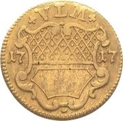 ½ Ducat (Reformation) – obverse