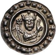 1 Brakteat - Friedrich II. – obverse