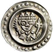 1 Brakteat - Konrad IV. and Konradin – obverse