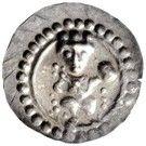 1 Brakteat - Philipp von Schwaben – obverse