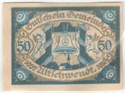 50 Heller (Ultichwendt) -  obverse