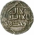 Fals - al-Walid b. Talid - 735-739 AD (al-Mawsil) – obverse