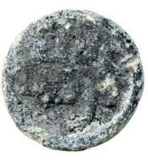 Fals - Anonymous - 696-750 AD (al-Bahrayn) – reverse