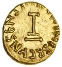 Tremissis / ⅓ Dinar - Unknown - Ifriqiya - North Africa (Spain & North Africa - Arab-Byzantine) – reverse
