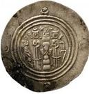Drachm - Khalid b. Abi Khalid (Arab-Sasanian) – reverse