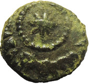 Fals - Anonymous - 720-725 AD (al-Andalus) – obverse