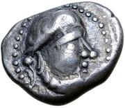 Drachm (Baumreiter Type) – obverse