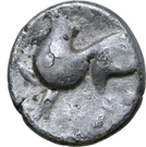Drachm (Kugelwange Type) – reverse