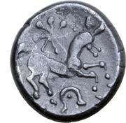 Drachm (Stern Type) – reverse