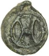 1 Uncia (Archaic wheel / Archaic wheel) – obverse