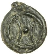 1 Uncia (Archaic wheel / Archaic wheel) – reverse