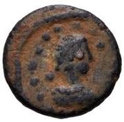 1 Nummus (Imitating Vandal Kingdom Nummus) – obverse