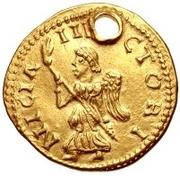 1 Aureus - Imitating Marcus Aurelius, 161-180, & Commodus, 177-192 – reverse