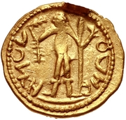 1 Quinarius - Imitating an Uncertain Ruler – reverse