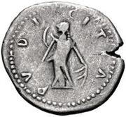1 Denarius - Imitating Diva Faustina Senior, 138-140 – reverse