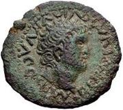 Unknown Æ - Imitating Nero, 54-68 – obverse