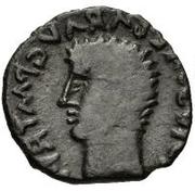 Unknown Æ - Imitating Tiberius, 14-37 – obverse
