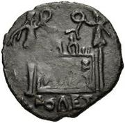 Unknown Æ - Imitating Tiberius, 14-37 – reverse