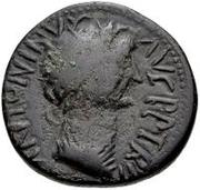 Unknown Æ - Imitating Antoninus Pius, 138-161 – obverse
