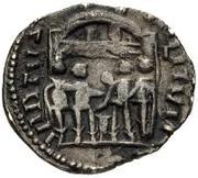 1 Argenteus - Imitating Maximian, 285-305 – reverse