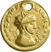 1 Quinarius - Imitating Diocletian, 284-305, & Maximian, 285-305 – obverse