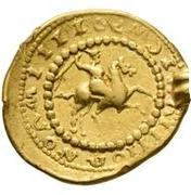 1 Aureus - Imitating a Later Barracks Emperor – reverse