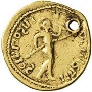 1 Aureus - Imitating Macrinus, 217-218, or Maximinus, 235-238 – reverse