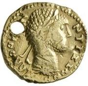 1 Aureus - Imitating Caracalla, 198-217 – obverse