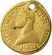 1 Aureus - Imitating Probus, 276-282 – obverse