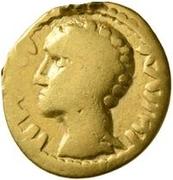 1 Quinarius - Imitating Lucius Verus, 161-169 – obverse