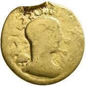 1 Quinarius - Imitating Probus, 276-282 – obverse