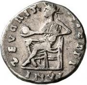 1 Denarius - Imitating Commodus, 177-192 – reverse