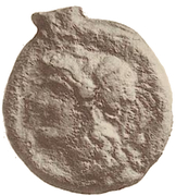1 Triens (Cantharus series) – obverse