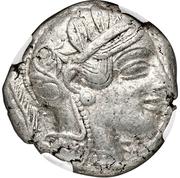 Shekel (Philistia) -  obverse