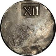 1 Shilling (NE) – reverse