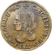 Penny - Denarium (Lord Baltimore) – obverse