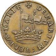 Penny - Denarium (Lord Baltimore) – reverse