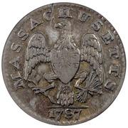 Half Cent – reverse