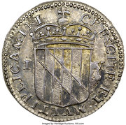 4 Pence - Groats  (Lord Baltimore) – reverse