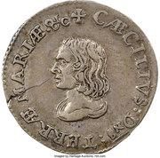 4 Pence  (Lord Baltimore) – obverse
