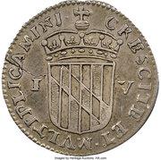4 Pence  (Lord Baltimore) – reverse