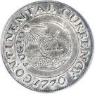 "1 Dollar ""The Continental Dollar"" – obverse"