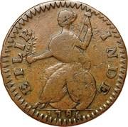 "Copper ""ETLIB INDE"" – reverse"